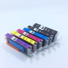 YOTAT Compatible PGI-480 CLI-481 Ink Cartridge PGI480 CLI481 For Canon PIXMA TR7540 TR8540 TS6140 TS8140 TS9140