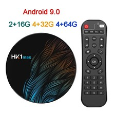 Get more info on the HK1 Max Android 9.0 TV Box 4gb 32gb 64gb Rockchip Rk3328 1080p 4k Wifi Netflix Youtube Smart Tv Box Media Player Set-top Box