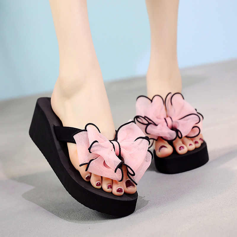 huge sale meet wide range Taomengsi slippers female outside in the summer 2018 the new cool ...