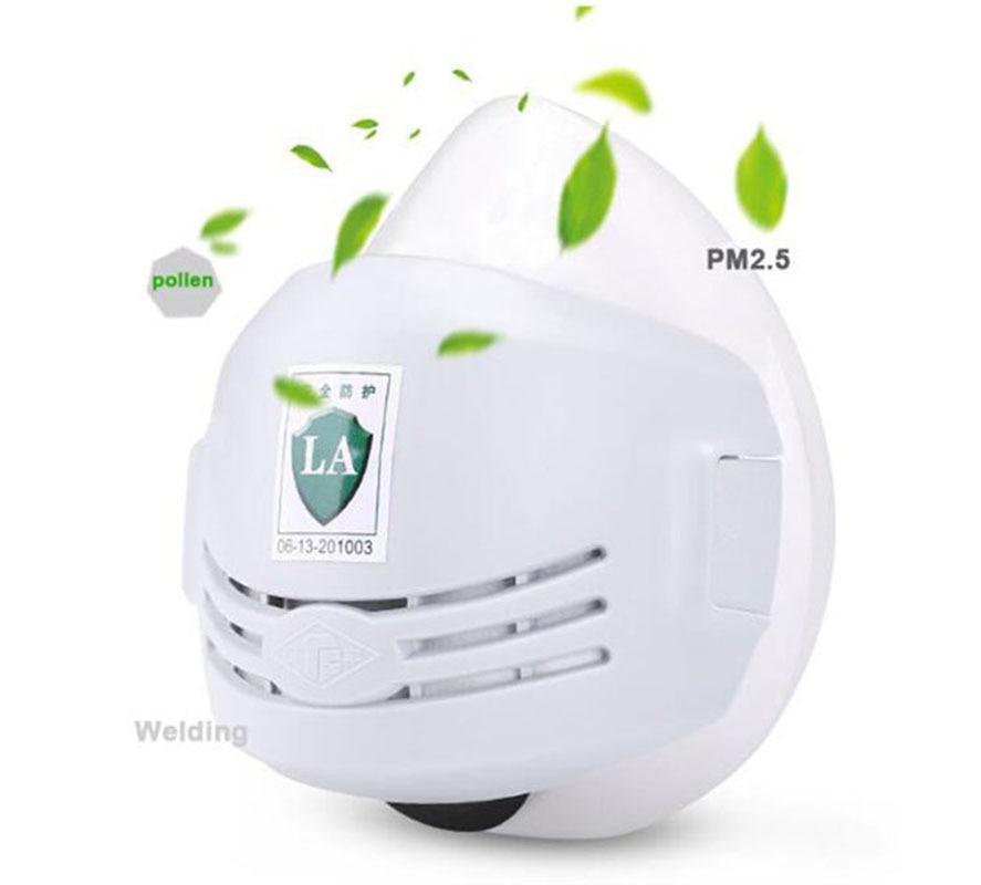 Gas Mask Industry Anti-Dust Respirator For Welder Welding Paint Spraying Cartridge Respirator Gas Mask Paint Spraying Dustproof