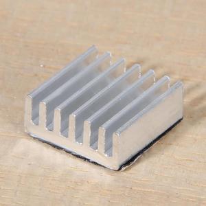 Image 3 - VODOOL 30 pièces adhésif framboise Pi 3 radiateur refroidisseur pur aluminium dissipateur thermique Kit radiateur pour 2 Pi refroidissement framboise Durable