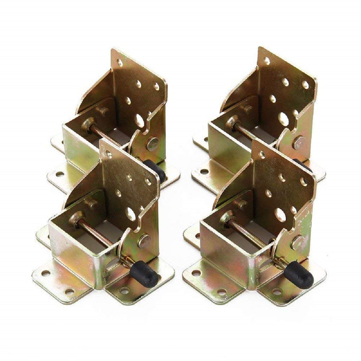 4 X Foldable Extended Table And Chair Leg Support Furniture Hardware Accessories