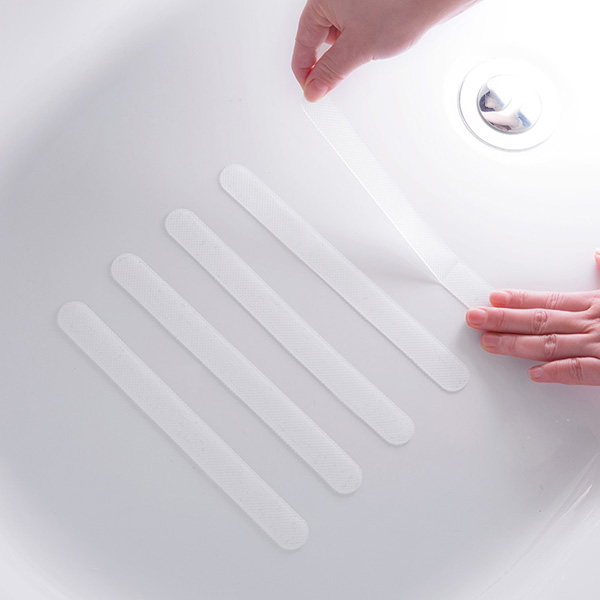 5pcs Stairs Tape Bathroom Anti slip Strips Bathroom