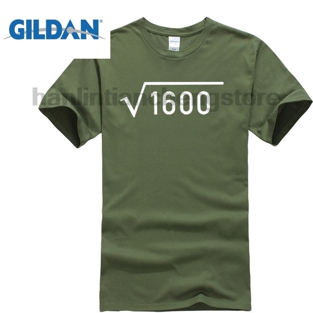 GILDAN 40th Birthday Gift Present Idea For Boys Dad Him 1977 Men T Shirt Tee Shirts 40 Hot 2018 Summer MenS Fashion