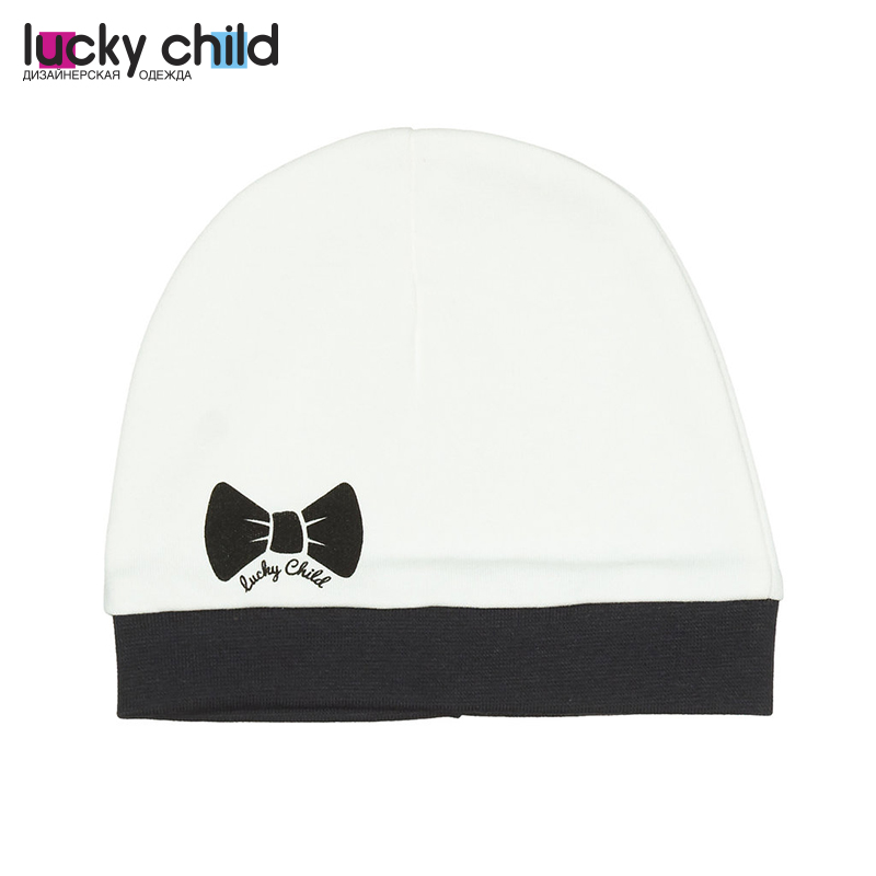 Hats & Caps LUCKY CHILD for girls 29-9D Kids Baby Kid clothes dresses lucky child for girls 50 64 18m dress kids sundress baby clothing children clothes