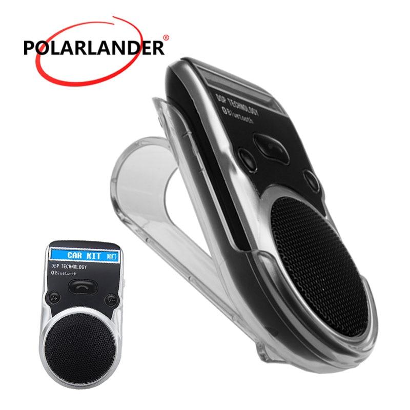 Affichage LCD Kit de voiture Bluetooth énergie solaire sans fil adaptateur gratuit récepteur AUX mains libres haut-parleur pour allume-cigare USB