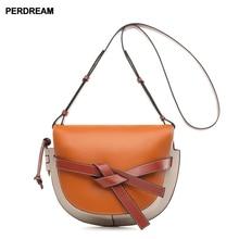 European and American fashion bow semi-circle mini bag star with retro women's bag color leather shoulder Messenger bag bow decor mini shoulder bag