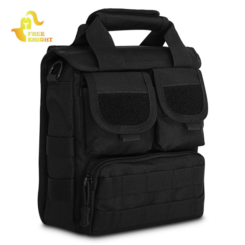 Libero Di Backpack Black Tattico Borsa Della Multifunzionale Backpack Spalla light Portatile Messaggero Impermeabile Sacchetto Khaki Computer Del Dello Nylon Zaino Esterno Cavaliere Militare fUwqdAH7nf
