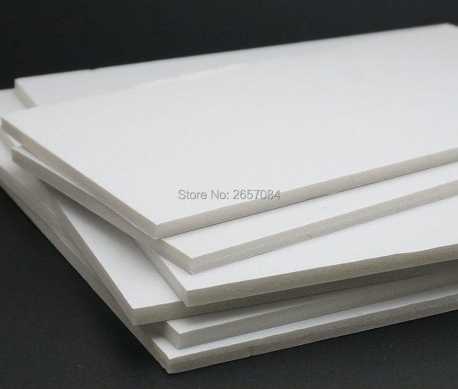 A4 Size 297mmx210mm Thickness 5mm Kt Board Foam Board Paper Plastic Board Model Material Free Shipping