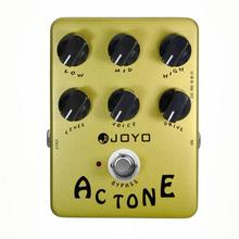 JOYO Guitar Effects Pedal AC Tone Speaker Simulator Single Block Guitarra Effect Analog Bypass Electric Guitar Accessories JF-13