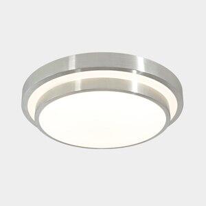 Image 4 - 12 W LED ضوء السقف لمبة عصرية غرفة المعيشة المطبخ الإضاءة سطح جبل دافق لوحة الأبيض/الدافئة أبيض/للتغيير تركيبات