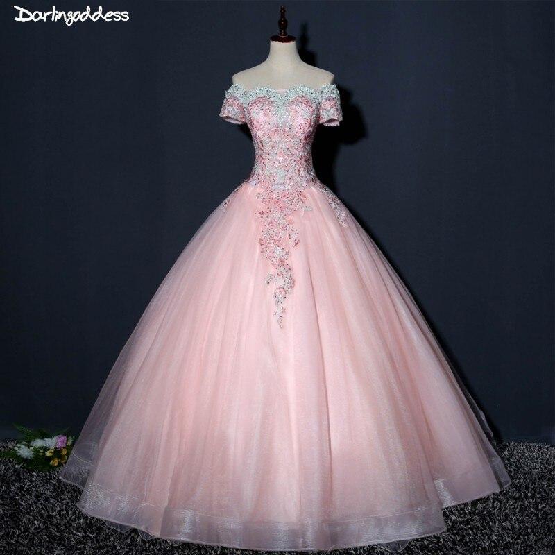 1f632b3df Vestido Debutante Vestidos Rosa vestido de Baile Quinceanera Doce 16  Vestidos De 15 Anos Longo do Baile de finalistas Vestido vestido De Quinceanera  vestido ...