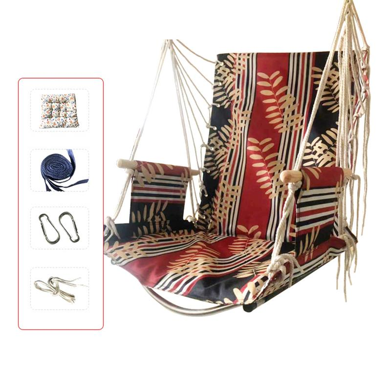 2019 New Hanging Rope Hammock Chair Swing Seat Air Porch Swing Travel Camping Hammock Swing Bed For Indoor Outdoor Garden Spaces2019 New Hanging Rope Hammock Chair Swing Seat Air Porch Swing Travel Camping Hammock Swing Bed For Indoor Outdoor Garden Spaces