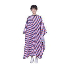 1pc Unisex Classic Vintage Waterproof Ventilate Haircut Cape Barber Cape Hair Stylist Apron for Home Salon Barber Shop(China)