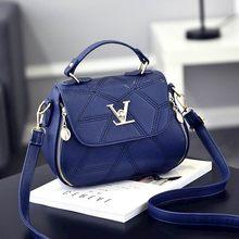 dfef98ff4c71e Kajie Mode Tasche Frauen Handtasche Geometrie Kleine V Stil Loui Sattel  Luxus Crossbody Für Weibliche Berühmte Messenger Taschen.