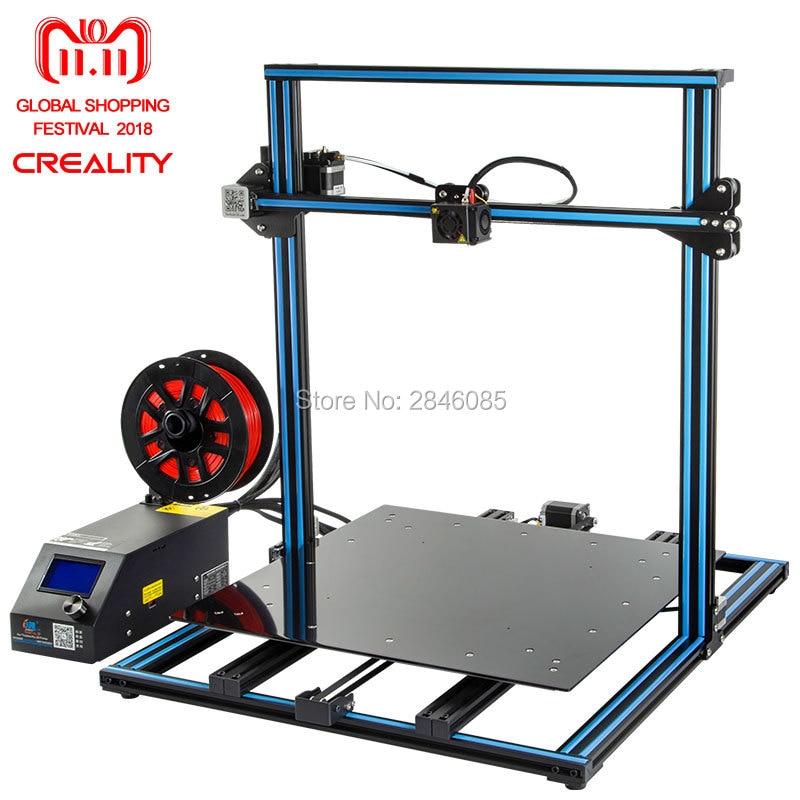 3D Printer Creality 3D CR-10S CR-10 Optional ,Dua Z Rod Filament Sensor/Detect Resume Power Off Optional 3D Printer DIY Kit dua lipa – dua lipa deluxe edition cd