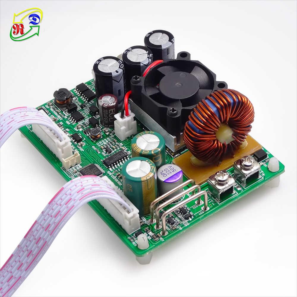 RD DPS5015 komunikacja stały prąd napięciowy DC Step-down moduł zasilający buck konwerter napięcia woltomierz LCD 50V 15A