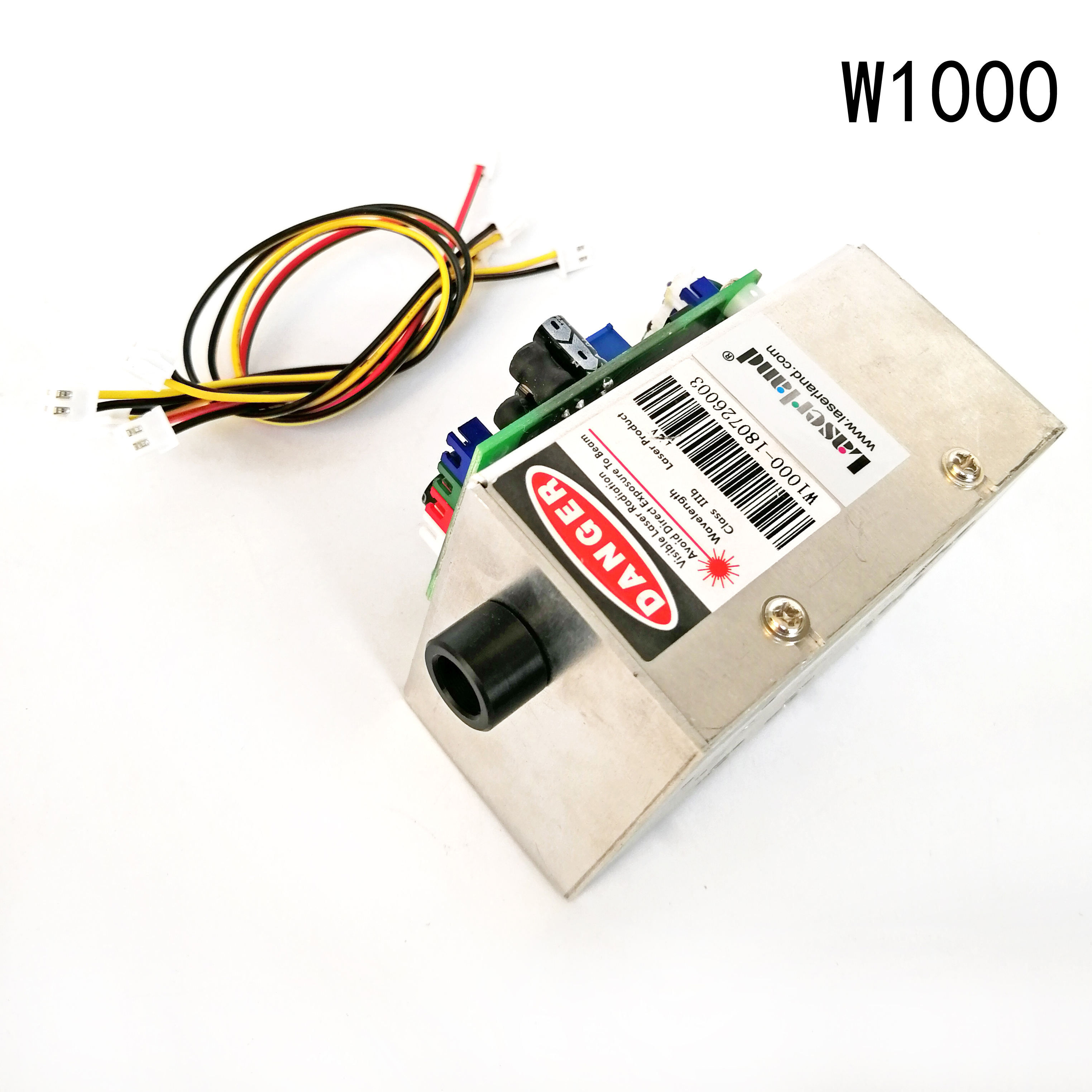 GB 1W Laser Module Red 638nm 180mw Green 505nm 200mw Blue 450nm 620mw Combined Laser Module