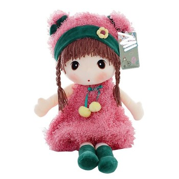 Рождественские подарки на день рождения модные 40 см мягкие RagDoll Фил плюшевые Тряпичные куклы Супер милые забавные игрушки прелестная модел... >> FOUR SEASONS TOY Store