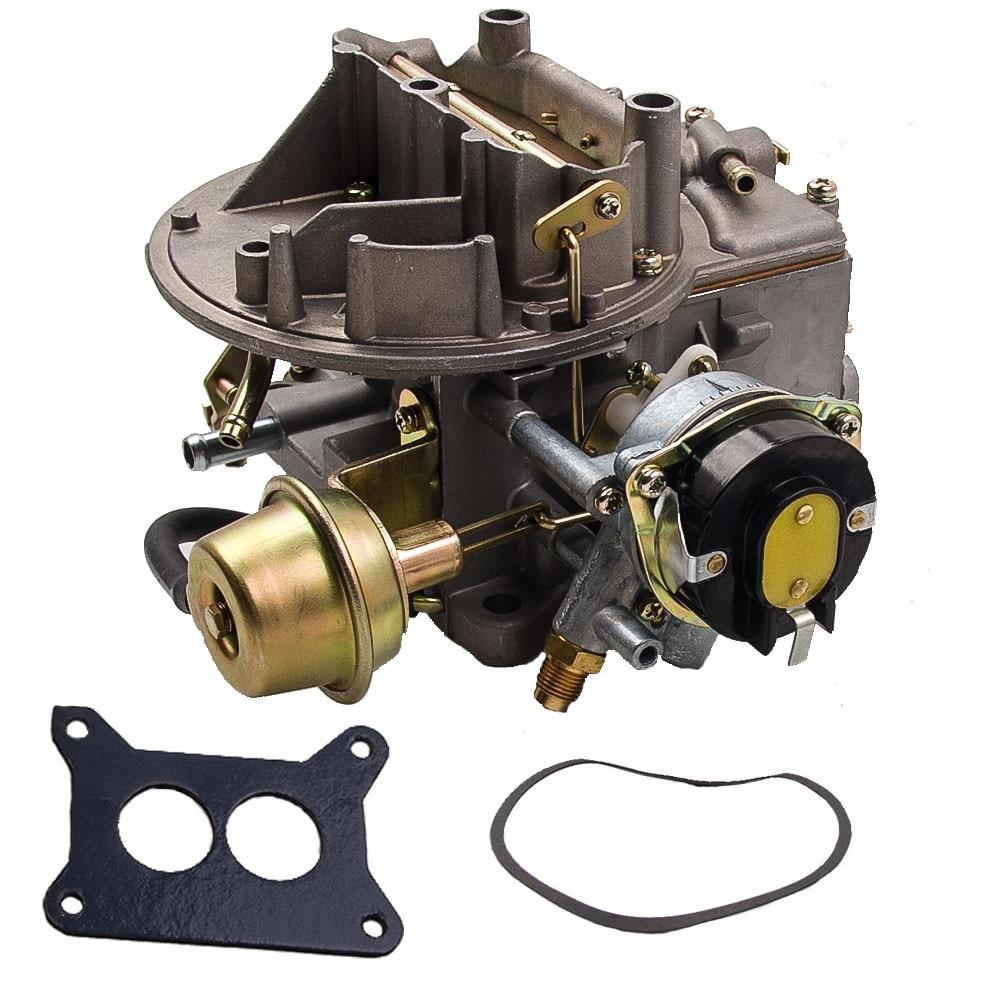 2-Barrel Carburetor Carb 2100 A800 Fit Ford F 150 250 350 289 302 351Cu Jeep 360