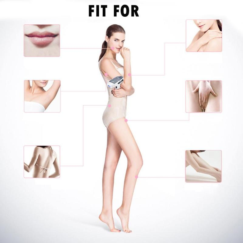 Laser Hair Removal Machine Electric Depilator Permanent Epilator Trimmer Painless Electric Shaving Depilator