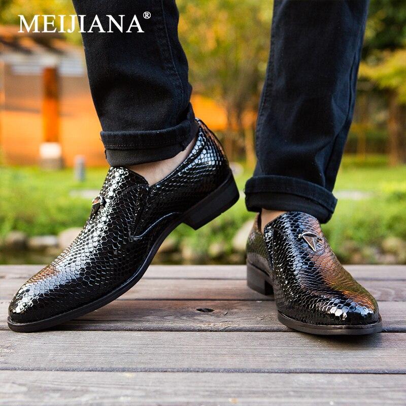 b354cb5355 Couro Sapatos Retro Meijiana Preguiçosos Vento Homens Oxford Dos Britânica  De marrom Preto IpIFgw