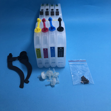YOTAT Refillable LC221 ink cartridge LC223 for Brother MFC-J5720DW MFC-J5625DW MFC-J5620DW MFC-J5320DW MFC-J4625DW MFC-J4620DW