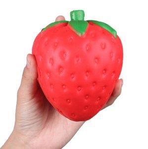 Image 3 - אבוקדו רטוב פירות חבילה אפרסק אבטיח בננה עוגת Squishies איטי עולה ריחני לסחוט צעצוע צעצועים חינוכיים עבור תינוק