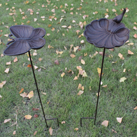 cast iron Bird feeder Plug in style|Bird Feeding| |  -