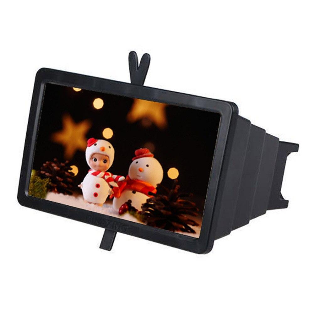 14 Zoll 3d Handy Bildschirm Verstärker Tragbare Kunststoff Versenkbare High Definition Video Bildschirm Verstärker Mini Home Theater Klar Und Unverwechselbar