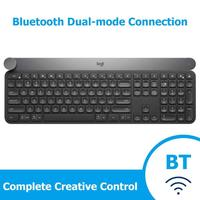 Беспроводная клавиатура logitech Craft Office w/Creative input Dial control Knob Multi device Bluetooth Smart Home/Office Keyboard