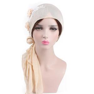 Image 2 - Bonnet Turban pour femmes musulmanes