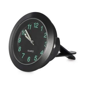 Car Thermometer Clock Car Elec