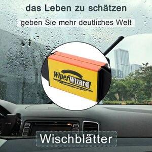 Image 4 - 앞 유리 와이퍼 블레이드 흠집 복구 복구 도구에 대한 1x 프로 자동차 자동차 와이퍼 커터 수리 도구