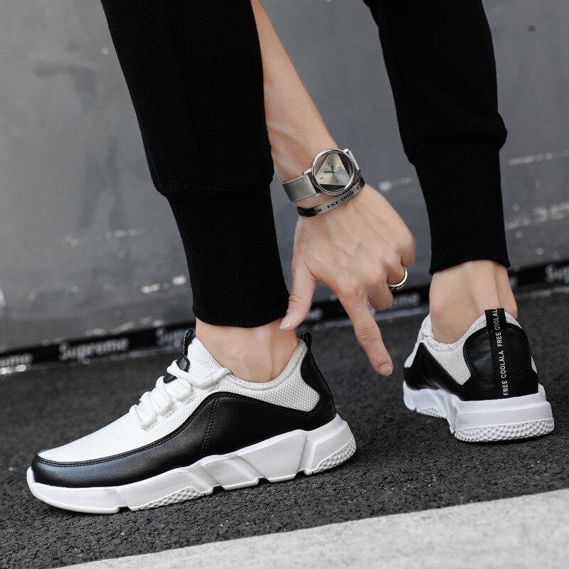 Les Respirant Haute white black xx6 white Mode Hombre Masculino De Qualité Sapato Homme Sport xx6 Confortable 955 Adulte 955 955 Léger Adolescents red Chaussures black Plat Populaire dxpqzACwd