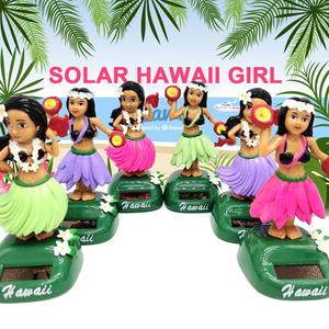Solar Powered Dancing Hula Gir