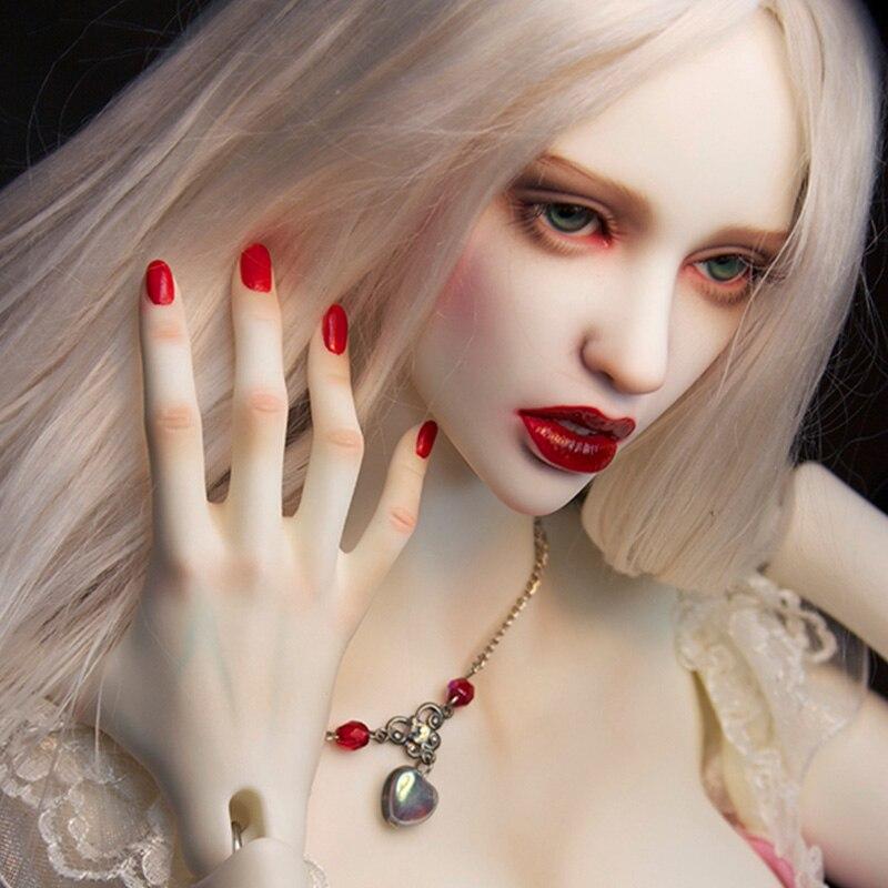 Dollshe DS Beauty 26F classic bjd sd doll 1 3 body model girls oueneifs High Quality