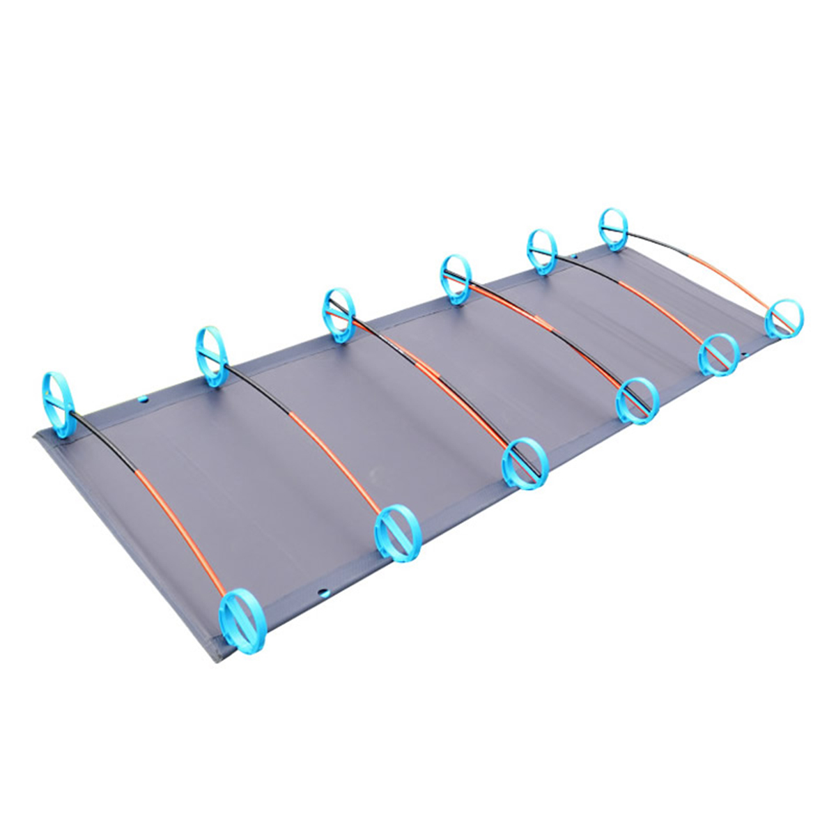 Portable Outdoor Bed Cot Strong Foldable Bed Camping Military Hiking Mat Medical Lightweight Table With Aluminium Frame 2019 NewPortable Outdoor Bed Cot Strong Foldable Bed Camping Military Hiking Mat Medical Lightweight Table With Aluminium Frame 2019 New