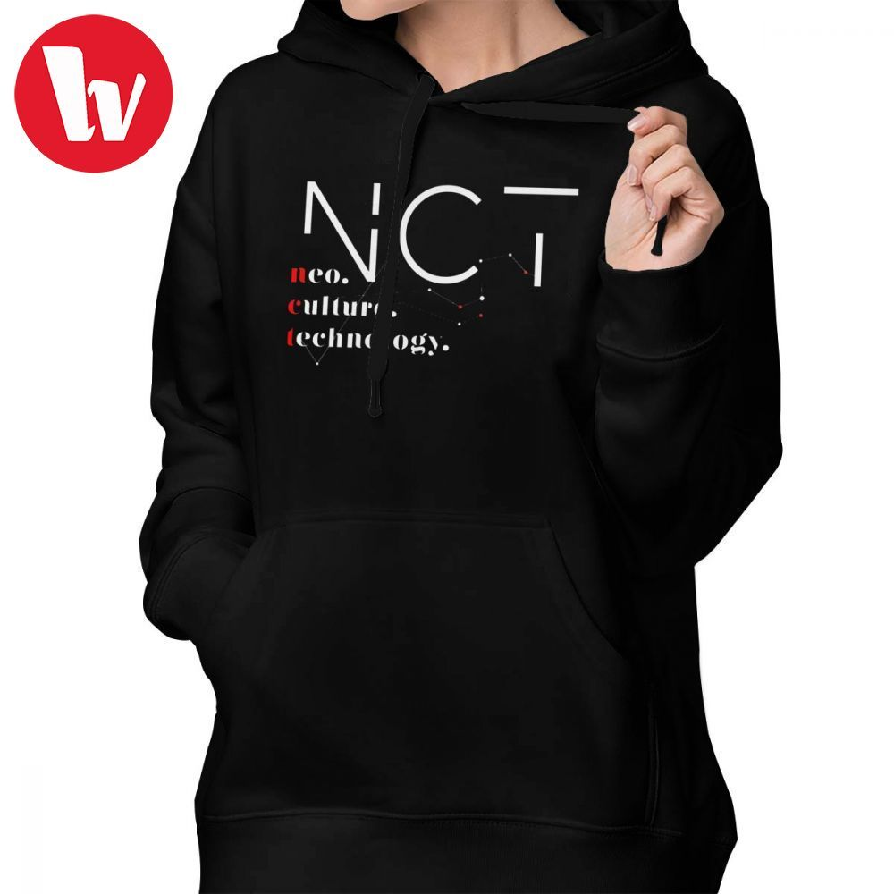 Neo Culture Technology: Nct Hoodie NCT Neo Culture Technology Hoodies Street Wear