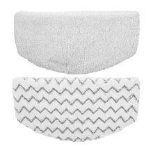 2 Pack Steam Mop Pads Replacement for Bissell Powerfresh Steam Mop 1940 1440 1544 Series, Model 19402 19404 19408 1940A 1940Q