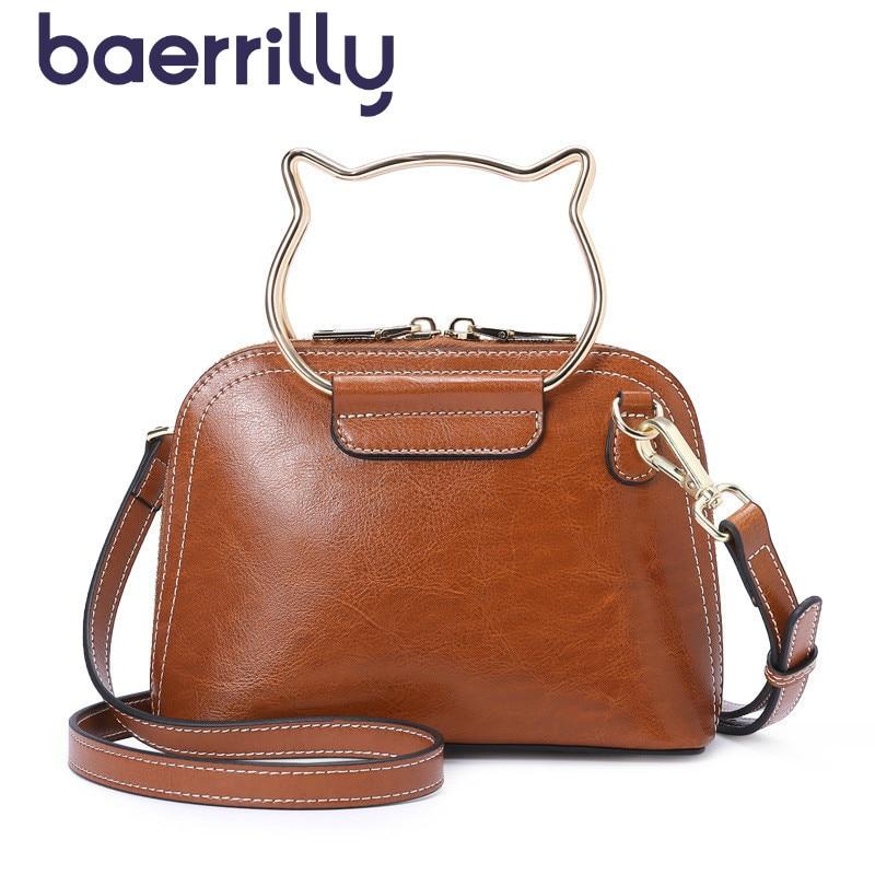 Shoulder Bags Female Genuine Leather Handbags Women Crossbody Bag Luxury Leather Flap Messenger Bag Clutch Bag