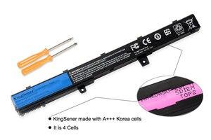 Image 2 - Bateria para asus kingsener, bateria para asus x451ca x451 x451c x451c x451m ltd x551ca