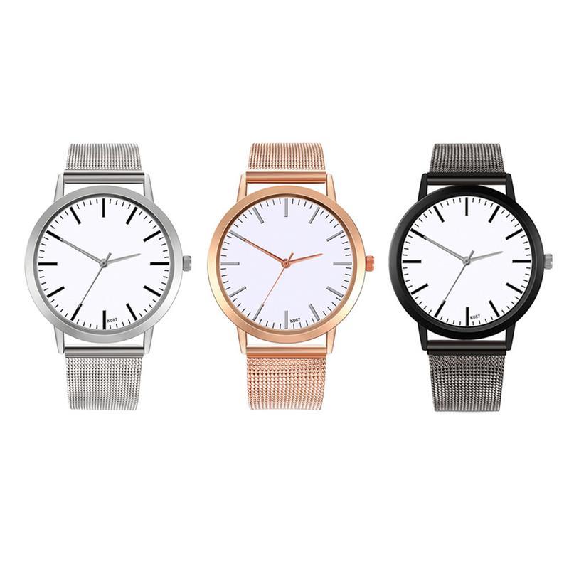 New Women Watches Fashion Leather Quartz Watch Lady Casual Business Watch Female Wristwatch Hombre Relogio Masculino