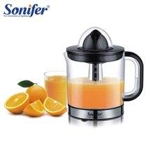 Exprimidores eléctricos de limón y naranja de acero inoxidable, de 30W exprimidor de frutas, exprimidor de jugo fresco para el hogar Sonifer