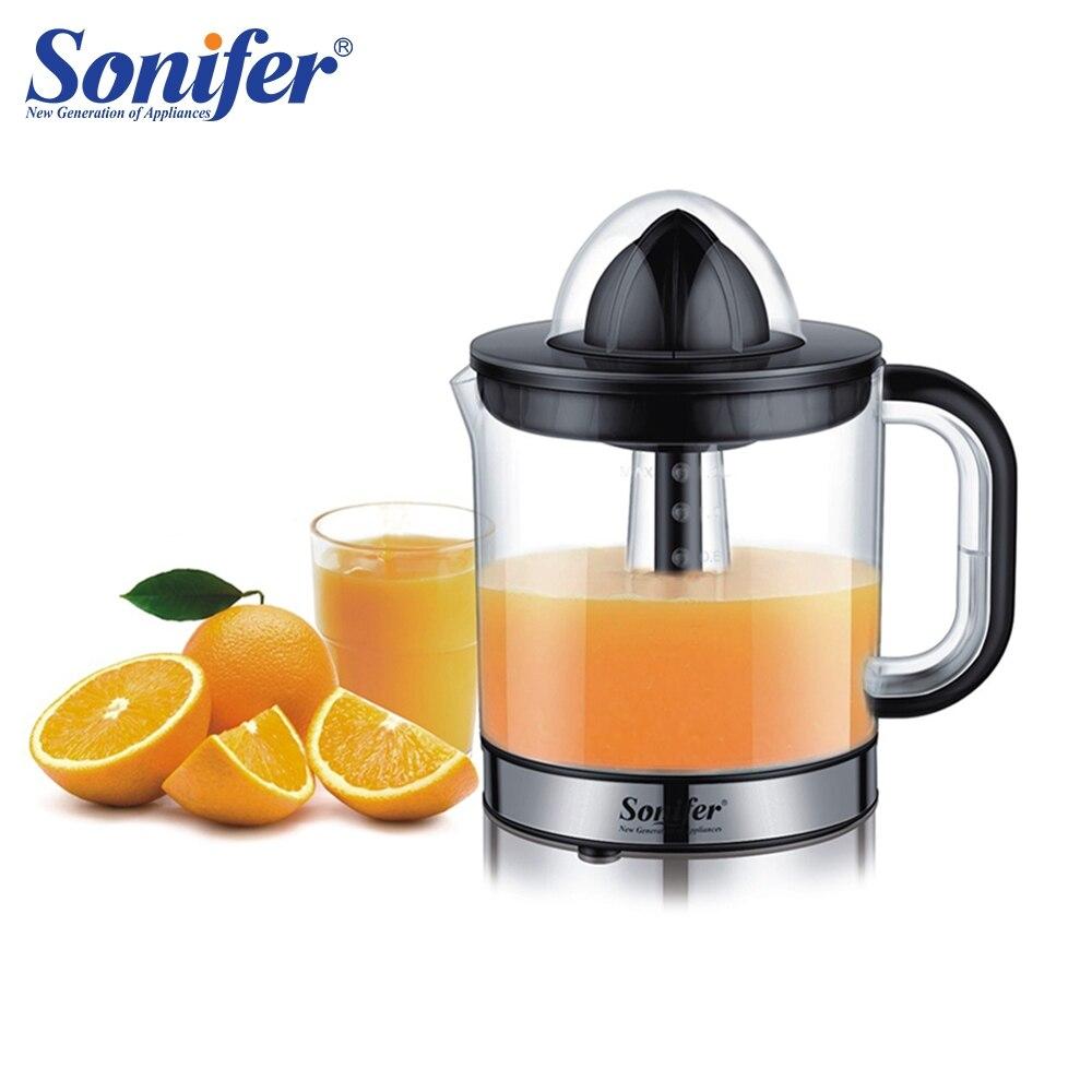 In acciaio inox Arancione Limone set elettrico spremiagrumi mini portatile spremiagrumi Domestico di potere Basso Sonifer