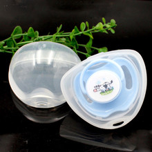 Чехол для соски для новорожденных, коробка для соски, чехол для соски, держатель для соски, портативный пылезащитный ящик для хранения сосок