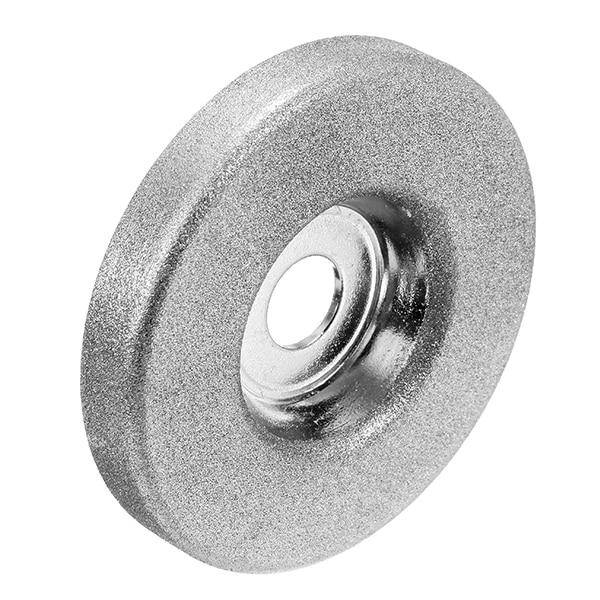 Newest 1PC 56mm 180 Grit Diamond Emery Wheel Grinding Wheel For Multifunctional Sharpener