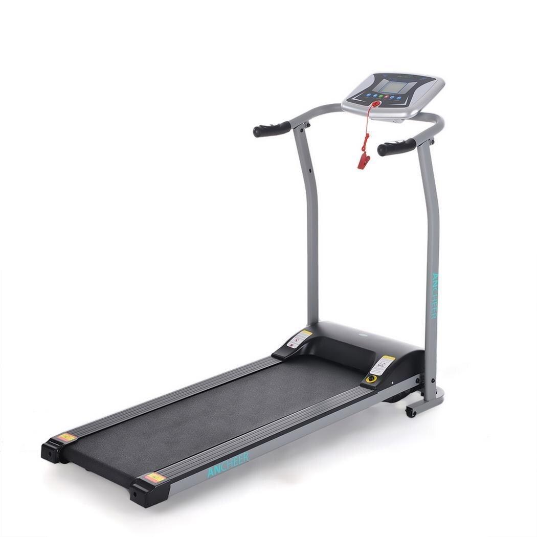 Nouveau tapis roulant électrique Mini pliant électrique course à pied entraînement Fitness tapis roulant maison EU US Plug sport fitness - 2