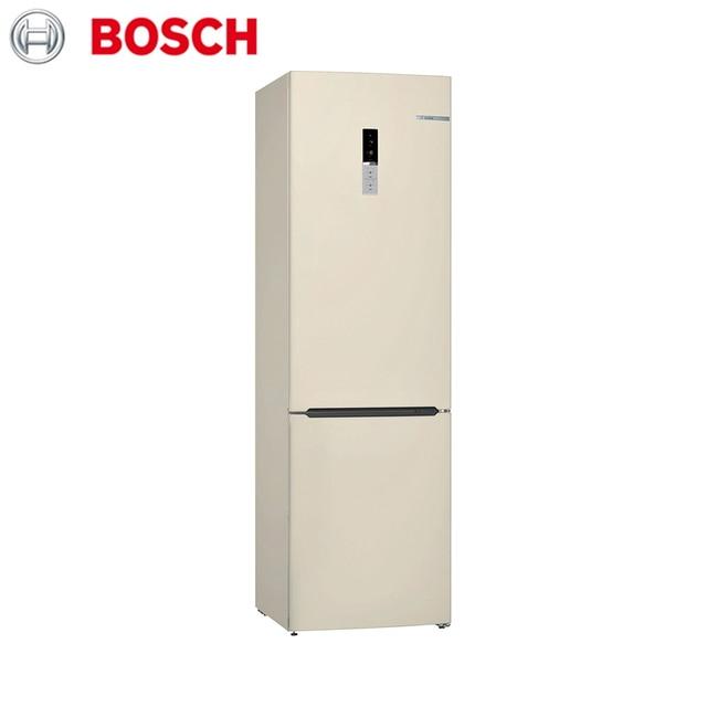 Холодильник с нижней морозильной камерой NatureCool Bosch KGE39XK2AR