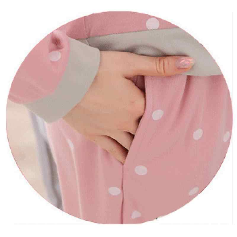 522976b2b ... Home Winter And Autumn Comfortable Cotton Fabric Cartoon Cute Animal  Long-Sleeved Pajamas Set Practical